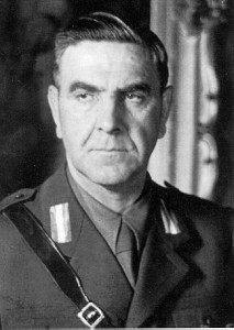Ante Pavelic Portrait Uniform